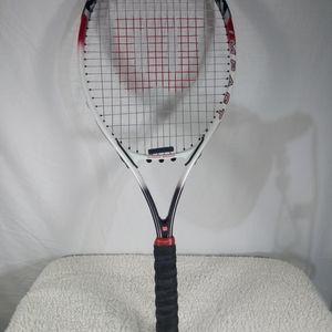 Wilson Impact Titanium Tennis Racquet 4 1/…
